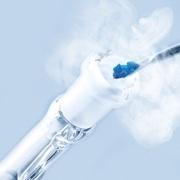 Foto de Dispensación automática de polvo y de líquidos