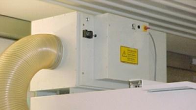 Foto de Sistemas de aspiración electrostática