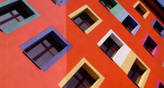 Foto de Pinturas para fachadas