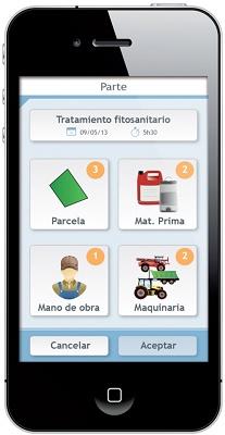 Foto de Aplicaciones agrícolas para móvil