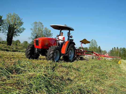 Foto de Tractores para campo abierto