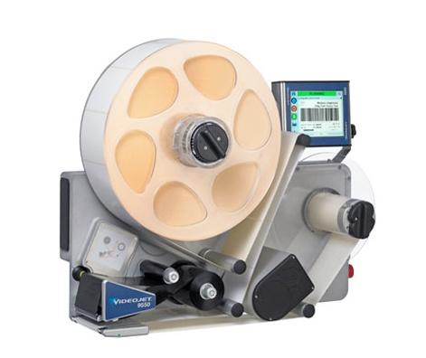 Foto de Impresora para cajas y etiquetadora industrial