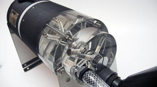 Foto de Bombas dosificadoras hidráulicas