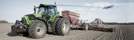Foto de Dispositivo avanzado de Precision Farming