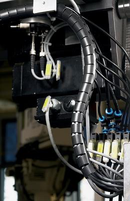 Foto de Organizador de cables