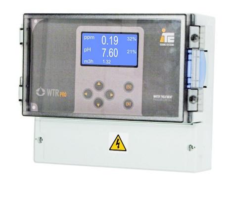 Foto de Control de cloro libre, pH, Redox, dosificación proporcional