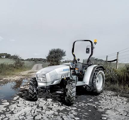 Foto de Tractores pequeños y manejables
