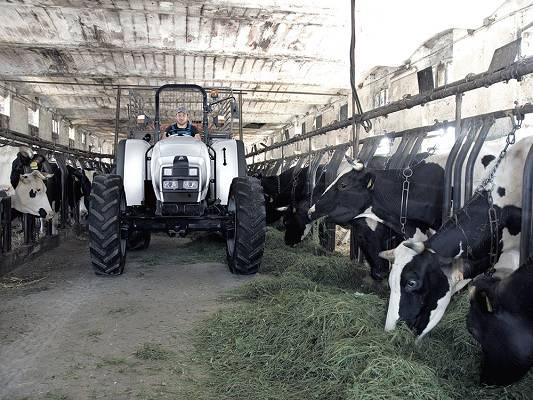 Foto de Tractores ideales para pequeñas empresas