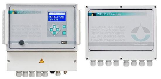 Foto de Programador de riego y controlador de fertirrigación