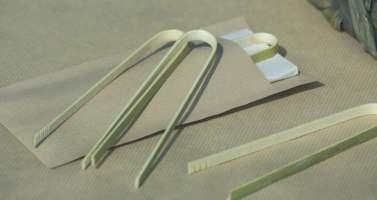 Foto de Pinzas de Bambú