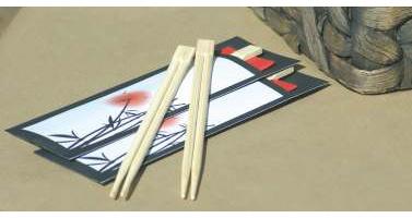 Foto de Palillos de Bambú