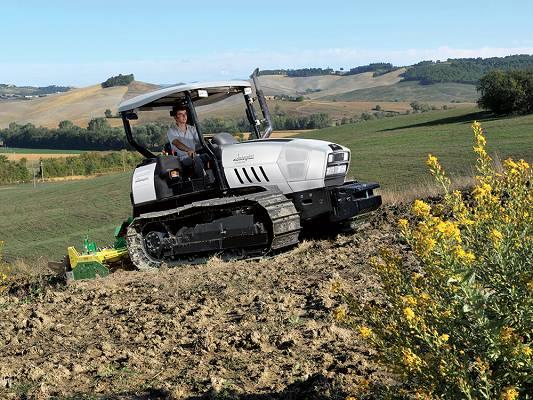 Foto de Tractores de cadenas