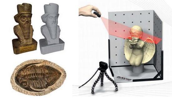 Foto de Escáner 3D láser
