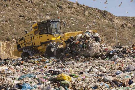 Foto de Compactadores de basuras
