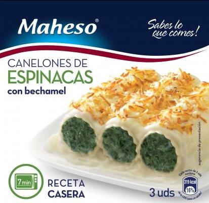 Foto de Canelones de espinacas