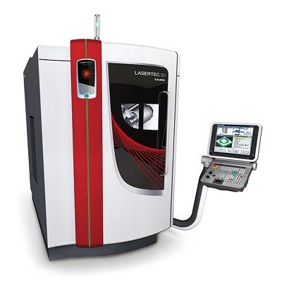 Foto de Máquina de mecanizado láser CNC