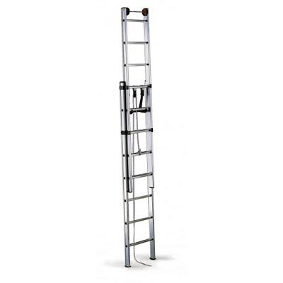 Foto de Escalera de alumino extensible