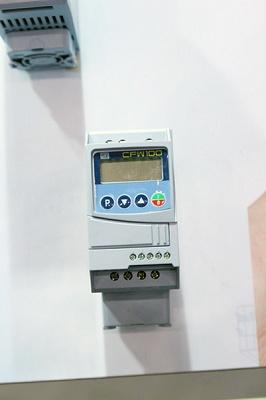 Foto de Minivariadores de frecuencia