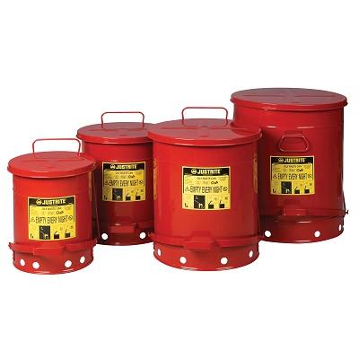 Foto de Recipientes de seguridad para residuos inflamables