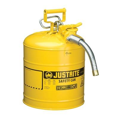 Foto de Recipientes de seguridad para líquidos inflamables