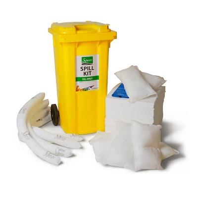 Foto de Kits absorbentes para hidrocarburos