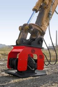 Foto de Compactadores hidráulicos