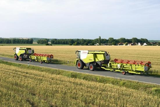 Foto de Frenos de inercia para maquinaria agrícola
