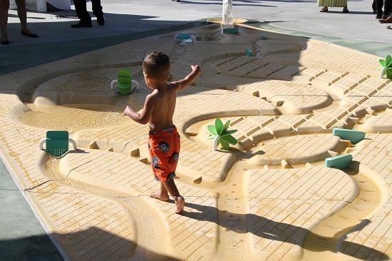 Foto de Áreas de juegos acuáticos