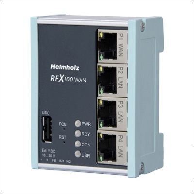 Foto de Routers industriales Ethernet