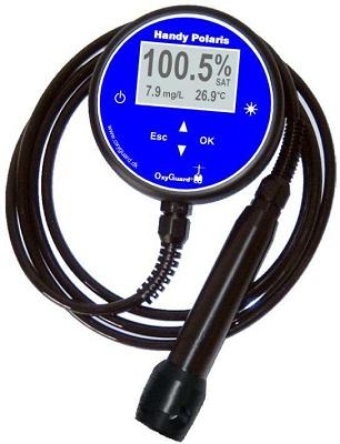 Foto de Medidor de oxígeno portátil