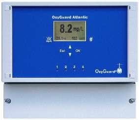 Foto de Medidor de oxígeno fijo