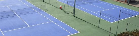 Foto de Pistas de tenis