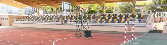 Foto de Equipamiento deportivo