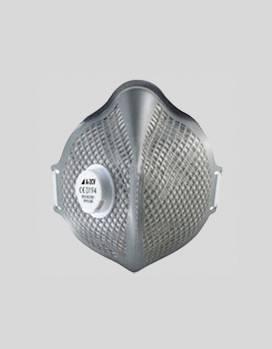 Foto de Respirador con cubierta plana y válvula