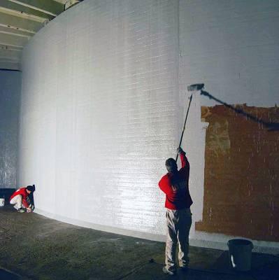 Foto de Sistemas de protección para tuberías y depósitos de aguas potables y residuales