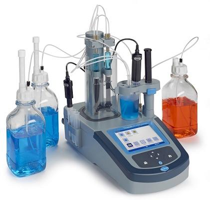 Foto de Sistema de análisis de laboratorio