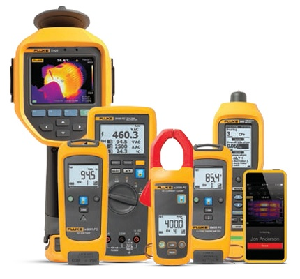 Foto de Sistema conectado de instrumentos de medida