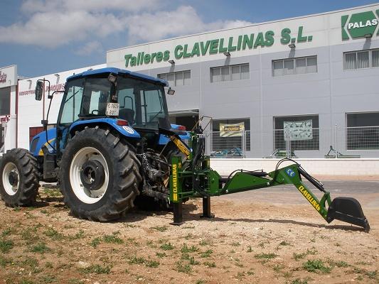 Foto de Retroexcavadoras para tractor