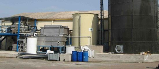 Foto de Servicios de gestión y tratamiento de aguas