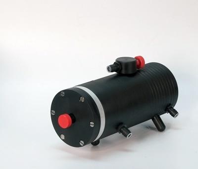 Foto de Bomba dosificadora hidráulica