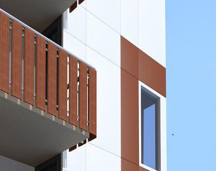 Foto de Revestimientos para balcones