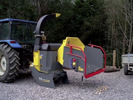 Foto de Trituradoras para ramas a toma de fuerza de tractor