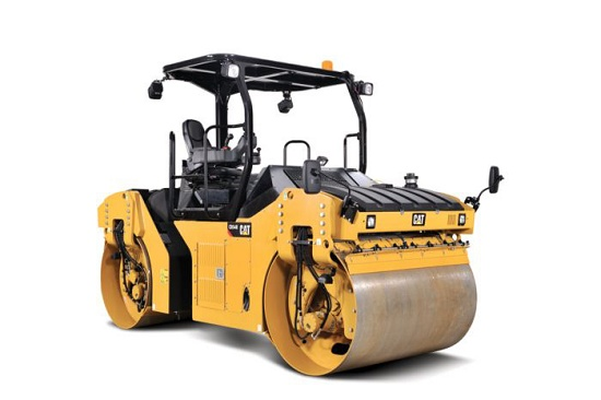 Cat Double Drum Roller For Sale