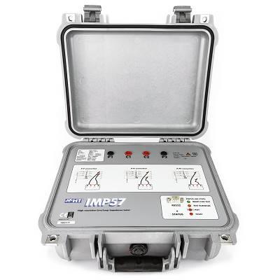 Foto de Accesorio para medida de impedancia de bucle a alta resolución y presunta corriente de cortocircuito hasta 400 ka