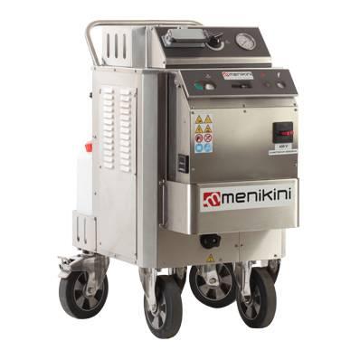 Foto de Máquina de limpieza a vapor