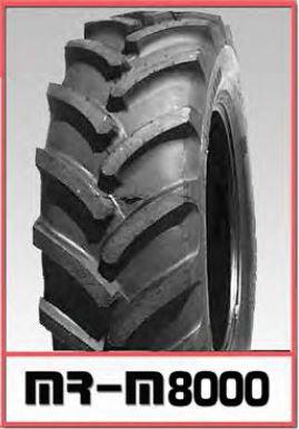 Foto de Neumáticos agrícolas