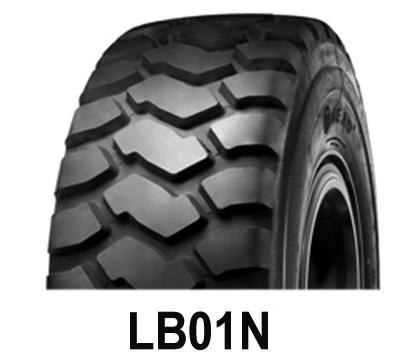 Foto de Neumáticos para obra civil