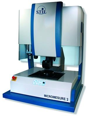 Foto de Sistema de microtopografía y perfilometría