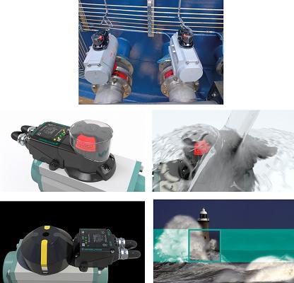 Foto de Sistemas de sensores dobles inductivos