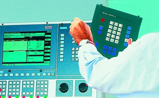 Foto de Controles para máquinas CNC